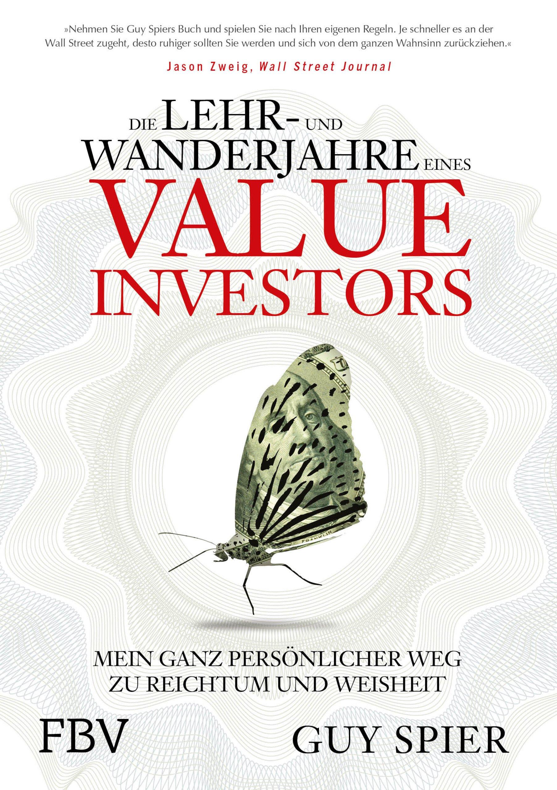 Book Cover: Die Lehr- und Wanderjahre eines Value-Investors: