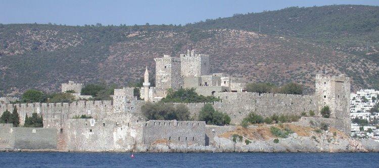 Bodrum Burg