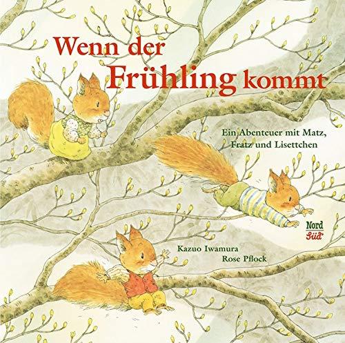 Wir starten in den Bücher-Frühling
