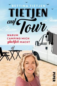 "Book Cover: Bettina Tietjen: ""Tietjen auf Tour"""