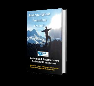 Book Cover: Lars Pilawski: Bedingungslose Finanzielle Freiheit